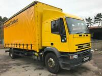 Iveco SUPERCARGO 180E21 curtain side