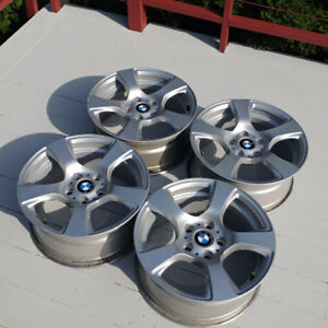 BMW MAGS RIMS WHEELS 3 series 328i 330i and others  17 inch