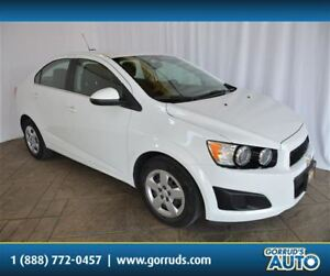 2015 Chevrolet Sonic LT/AUTOMATIC/AC/CAMERA/BLUETOOTH