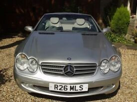 Mercedes SL 350 - Stunning condition, low miles 1 yrs auto-guard supreme warranty & breakdown assist