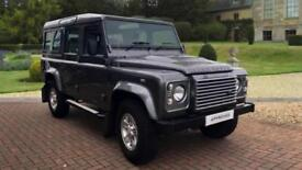 2013 Land Rover Defender 110 XS TD D/C Manual Diesel 4x4