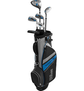Junior Golf Set with Bag - Right