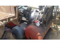 Industrial Air Compressors x2