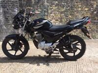 FULLY WORKING 2010 Honda CBF 125cc motorcycle learner legal 125 cc