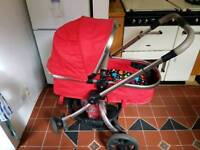 Mothercare Orb Pram & Pushchair