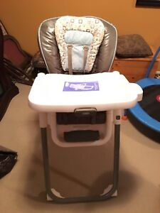 Grace Tablefit High Chair