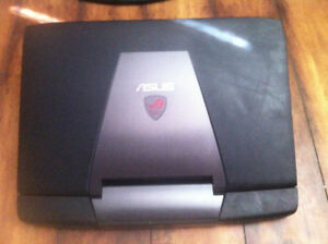 GAMING LAPTOP ASUS ROG G751JM