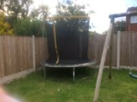 8ft trampoline used NEED GONE ASAP !!!