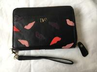 DVF phone purse