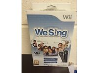 Wii we sing pack