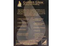 Golden Glow Heating & Plumbing LTD
