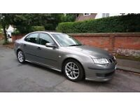 Saab 9-3 Aero 2004 215 BHP Manual, Parking Sensors, Xenon Lights, Leather interior - Only 71k miles