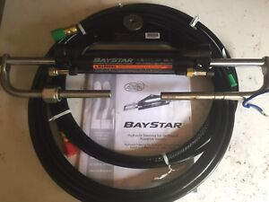 New Baystar Front Ram steering and 20' hoses
