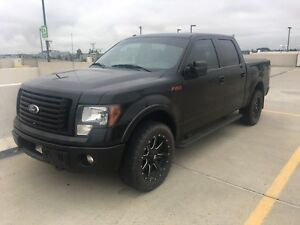 2012 Ford F-150 ecoboost appearance package
