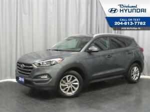 2016 Hyundai Tucson Premium AWD *Heated Seats Rear Cam