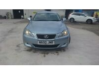 LEXUS IS 220D LUXURY CAR FOR SALE
