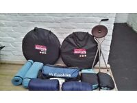 3 Tents , sleeping bags, blow up beds - BARGAIN £35 - Camping or Festival -