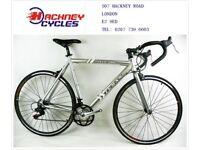 Brand New aluminium 21 speed racing road bike ( 1 year warranty + 1 year free service ) we3