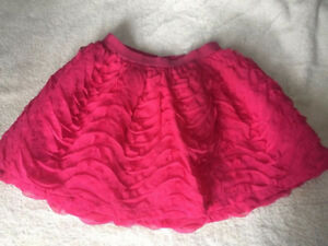 Children's Place Girls Pink Tutu Skirt Size S (5/6) NWT Tulle