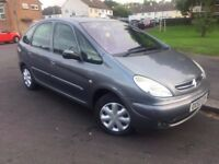 2004 Citroen Xsara Picasso, MOT until January, drive's like new!