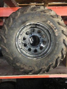 Canam spare tire  27 inch