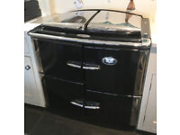 Ex display AGA RAYBURN XT range cooker (natural gas)