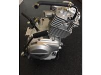 Lexmoto 125cc bike engine