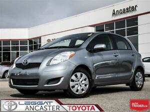 2010 Toyota Yaris LE WITH ONLY 79831 KMS!!!