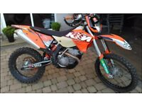 Ktm 250 excf freeride legal enduro