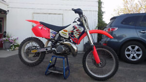 Mint Honda CR250 Open to Offers