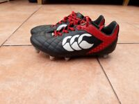 Size 7 rugby boots
