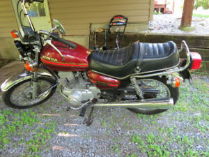 Honda Twinstar CM185T - AS IS