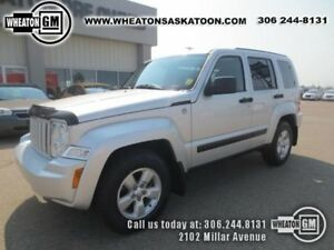 2011 Jeep Liberty Sport - SiriusXM - Power Windows