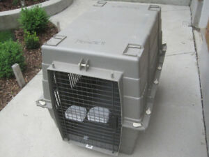 Dog crate   airline home or travel