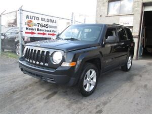 Jeep Patriot 4WD 4dr,SPORT,NORTH 2011