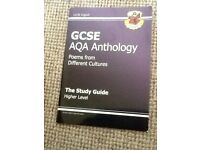 AQA GCSE Anthology The Study Guide
