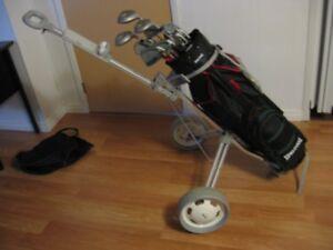 Équipement de golf, homme, droitier