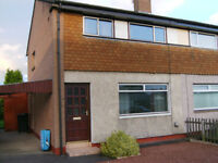 3 bedroon house to rent in quiet private residential location of Dumfries.