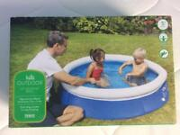 *NEW* 5ft quick up paddling / swimming pool
