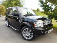 2012 Land Rover Discovery 3.0 SDV6 255 HSE 5dr Auto Low Miles! DAB! Sunroof! ...