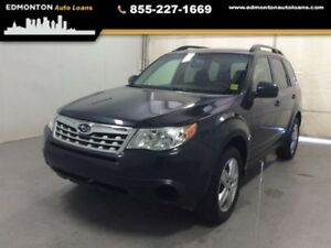 2013 Subaru Forester TEXT APPROVED 780-907-4401
