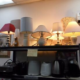 SELECTION OF LIGHT LAMPS