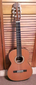 JAY TURSER CLASSICAL ACOUSTIC GUITAR & GIG BAG