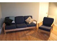 Sofa & Armchair Suite IKEA BARGAIN