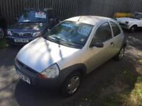 Ford ka 30,000 miles from new fsh