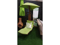 Wooden helicopter chair - brand new