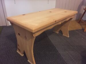 Solid Pine Multipurpose Table/Bench