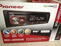 Car stereo Pioneer DEH-4800DAB