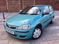 2004 VAUXHALL CORSA AUTOMATIC / ELECTRIC WINDOWS / STEREO / FULL MOT .