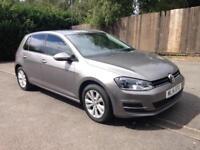 2014 Volkswagen Golf 1.6 TDI BlueMotion Tech SE Hatchback 5dr (start/stop)